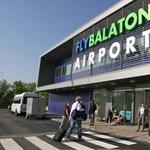 Elzavarták a sármelléki repülőtér vevőjét