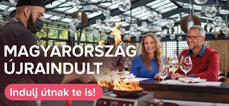 Óriásplakátokon fogja hirdetni a turisztikai ügynökség, hogy Magyarország újraindult