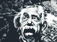Ez az első Einstein-kézirat, amit akkor írt, mikor még nem mindenki hitt neki