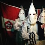 A Ku Klux Klan még Trumpnak is kínos