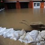 Az árvíz legfrissebb képei