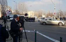 """""""Teljesen őrült tekintete volt"""" – mondja a szökött fogoly által megtámadott Mercedes-tulajdonos"""
