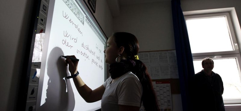 """""""Elképesztő teher van a tanárokon - mind fizikailag, mind lelkileg"""""""