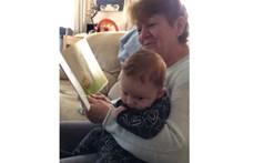 A röhögőgörccsel küzdő nagymamánál nem kell jobb reklám
