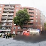 Bunkerben működő asztalosműhely robbant Hamburgban, sok a sérült – fotó