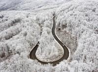Ónos esőre és havazásra is készülni kell csütörtökön