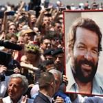 Rómában is nagy sikert aratott a magyar készítésű Bud Spencer-film
