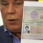 Snowden apja megkapta az orosz vízumot