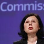 Megint beteg demokráciának nevezte a magyart Vera Jourová