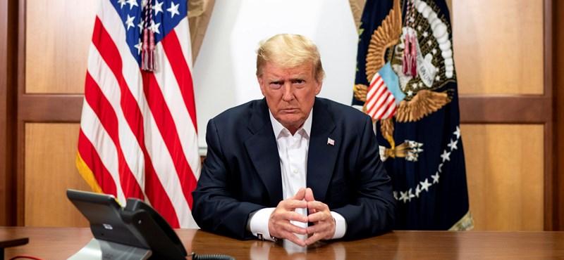 Donald Trump kiírta, hogy nem is olyan halálos a koronavírus, a Facebook törölte a bejegyzést