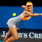 Sarapova könnyedén legyőzte Cibulkovát Wimbledonban