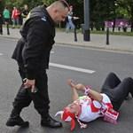 Botrányos szurkolók: az oroszok nem fogadják el a súlyos büntetést
