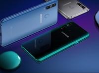 Ez lesz az új telefonos divat? Itt a világ első lyukasztott kijelzős mobilja