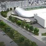 Látványtervek: épülhet az újabb stadion