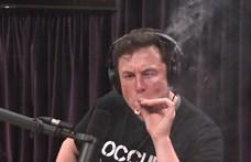 Vizsgálatot rendeltek el a Boeingnél és a SpaceX-nél Elon Musk füvezése miatt