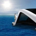Futurisztikus luxusyacht és vízilimuzin környezettudatos milliomosoknak