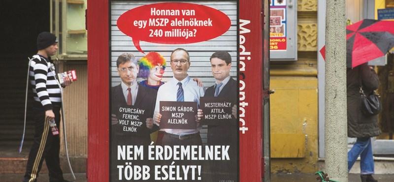 Két újabb Simon-üggyel akarja szétlőni az MSZP-t a Fidesz