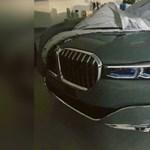 Kémfotón a friss BMW 7-es – még nagyobbak azok a vesék