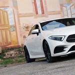 Mercedesek kékvérű különce – vezettük az új CLS-t