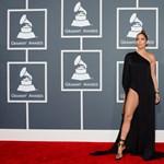 Az öltözködésen poénkodtak a Grammy-gála résztvevői