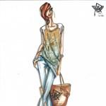 Rihanna cafkásabban öltözik, mint amilyen ruhákat tervez