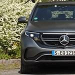Mostantól gyorsabban tölthető a Mercedes első igazi villanyautója