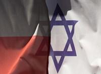 Egy köpés mutatta meg, milyen most az izraeli–lengyel viszony