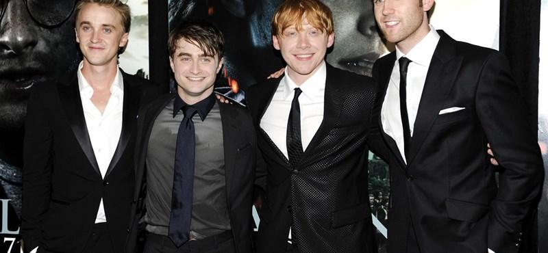 Egymilliárd dollár fölött jár az új Harry Potter-film