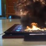 Egy iPad akkujának robbanása miatt ürítettek ki egy Apple-boltot