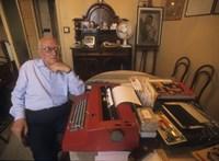 Szívinfarktust kapott Andrea Camilleri, a legnépszerűbb olasz krimiíró