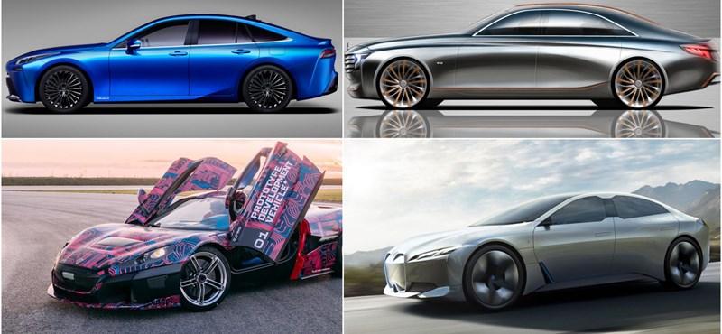 10 autó, amit a legjobban várunk 2020-ban