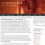 Mik történtek a rockban a 90-es évek végén?