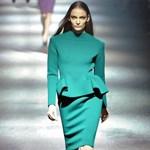 Ez a divat: színes minimalizmus