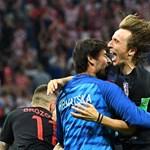 Lenyűgözte Modric a horvát kapitányt