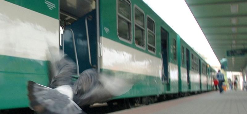 Pótlóbuszok járnak a csepeli HÉV vonalán