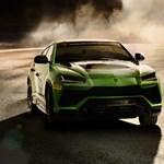 Bevetésre kész a fél tonnánál többet fogyott új Lamborghini Urus