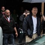 Blikk: Budapesten plasztikáztatta magát Bruce Willis
