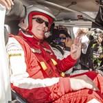 Albert monacói herceg WTCC-s versenyautóban - fotók