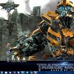 Transformers 3 és automatikusan frissülő filmes háttérképek letöltése Windowsra