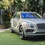 608 darabos szériával startol a Bentley Bentayga, persze már el is kelt mind