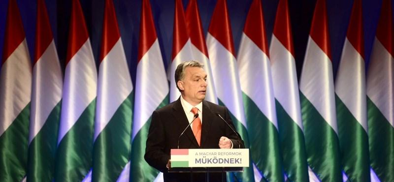 Megint a Várkert Bazárban értékeli az évet Orbán Viktor