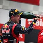 Vettel a címvédés, Alonso a hőssé válás felé lépett Indiában