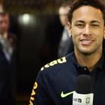 Neymar harmadszor lett a legjobb Európában futballozó brazil