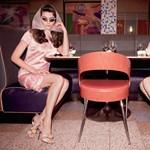 Vacsora pasztellben - Ó, azok a boldog ötvenes évek!