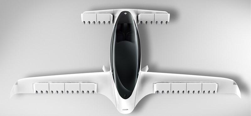 300 kilométer/órával repesztő légi taxit fejlesztenek, több fontos teszten már átment