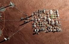 Bemondta Elon Musk, meddig tartana az első marsi város felépítése