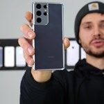Videó: ejtésteszten a Samsung Galaxy S21 Ultra és az iPhone 12 Pro Max