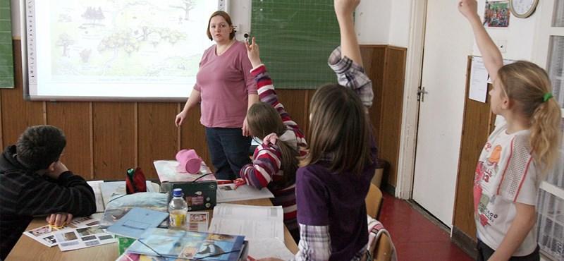Furcsa tévhit alapján dönt Hoffmann Rózsa az angol oktatásáról