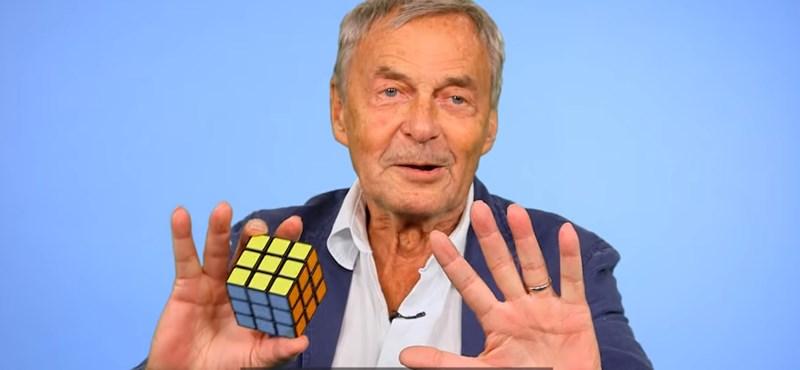Oda a védjegy, bárki gyárthat Rubik-kockát