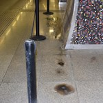 Elszomorítóan néz ki a Gellért téri metróállomás